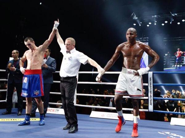 Ganó Rusia Tope de boxeo