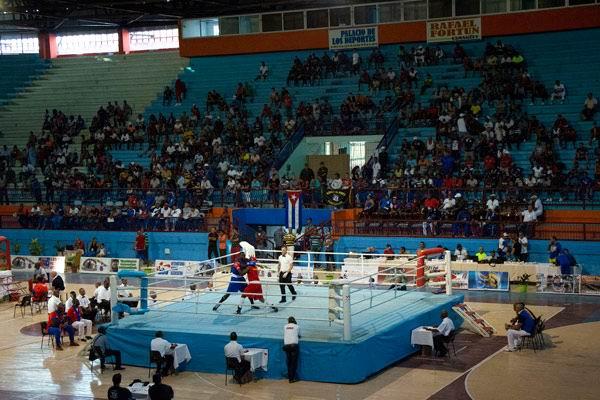Camagüey lidera puntuación del Torneo cubano de Boxeo Playa Girón