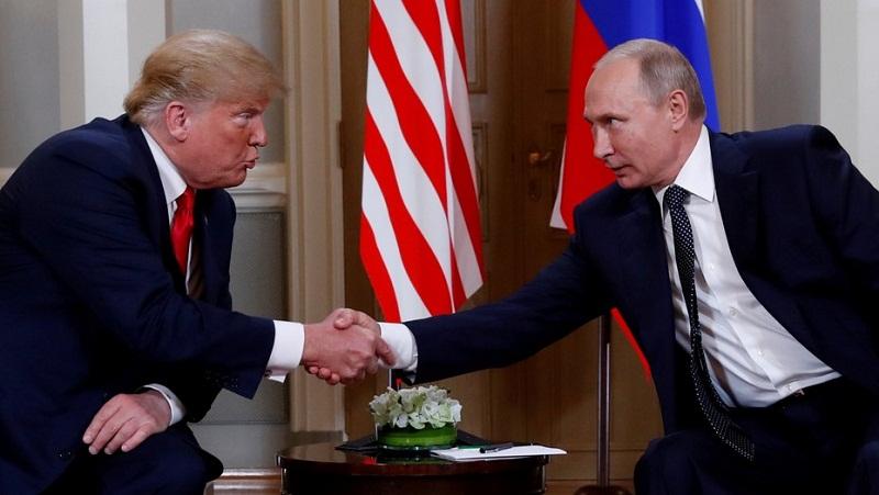 Valoran Trump y Putin como positiva su primera cumbre oficial