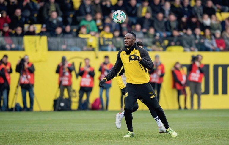 Iniciará Usain Bolt pruebas en club de fútbol australiano