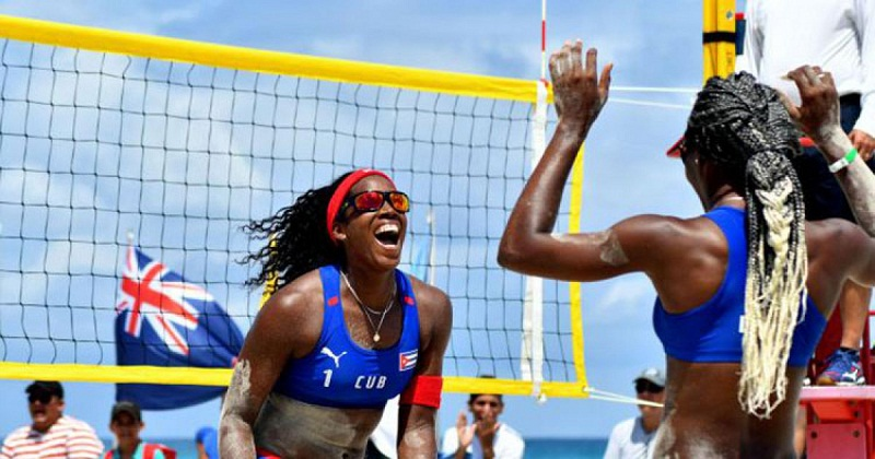 Cuba ranks Third in NORCECA Women Volleyball Challenger Cup Qualifier