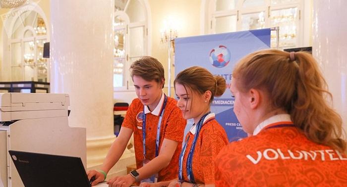 Inauguran sede de voluntarios para Mundial de Rusia