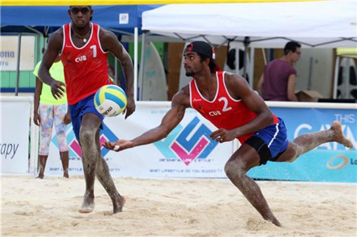 Nacional de Voleibol de Playa: Luminarias estarán en Nuevitas