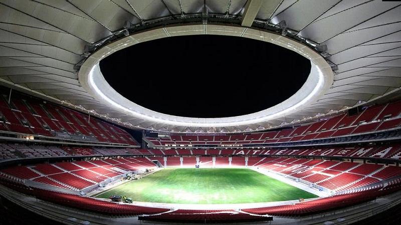 Acogerá este sábado el Wanda Metropolitano la final de Copa del Rey