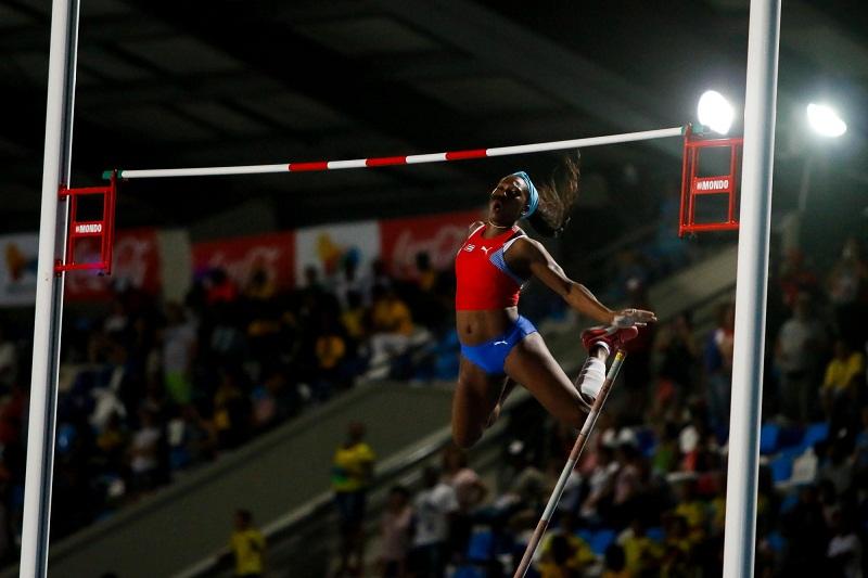 Barranquilla 2018: Yarisley inicia camino dorado del atletismo cubano