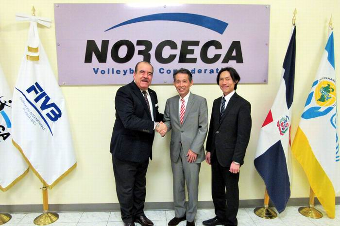 Equipos de NORCECA a entrenar y jugar en Japón