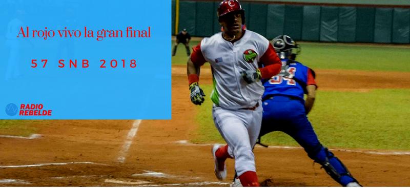 57 Serie Nacional de Béisbol: ¡Al rojo vivo la gran final! (+Audio y Fotos)