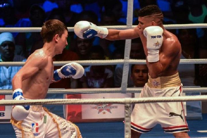 Será a las 10 de la mañana final de la Sexta Serie Mundial de Boxeo