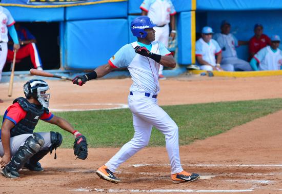 Ciego de Ávila y Granma protagonizan la gran final de la edición 56 de la Serie Nacional de Béisbol de Cuba.Foto: Juan Moreno