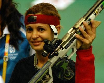 Eglys Cruz inicia competencia en Londres 2012