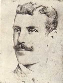 El ex manager y jugador Emilio Sabourín, murió deportado en las misiones españolas de Ceuta