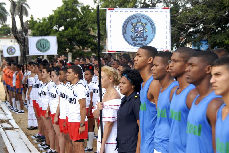 Ninety Birthday of Fidel Dedicated to Sports Competitions