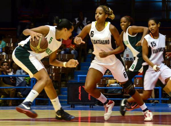Top Cuban women basketball competition kicks off in Guantanamo
