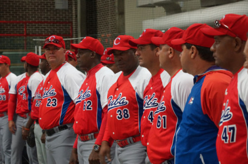 Third straight loss for Cuba at Can-Am baseball league