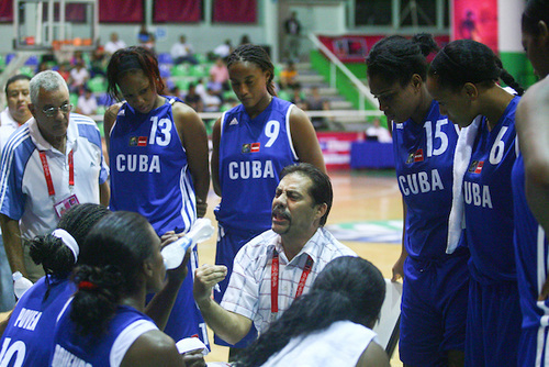 Iniciar la preparación internacional en China ya es una tradición para la selección nacional femenina cubana de baloncesto