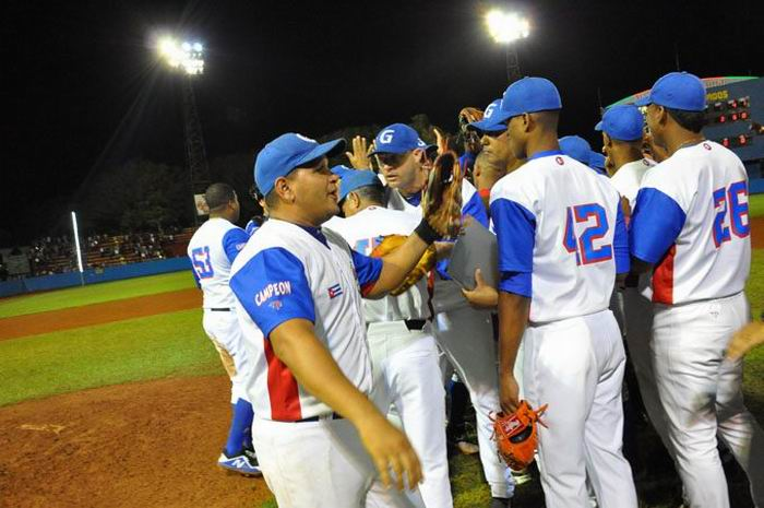 Defending champ Granma qualifies to the finals in Cuban baseball