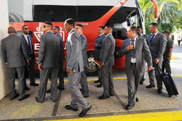 Equipo cubano ya está en Isla Margarita, para ganar…Foto Avelino Rodríguez