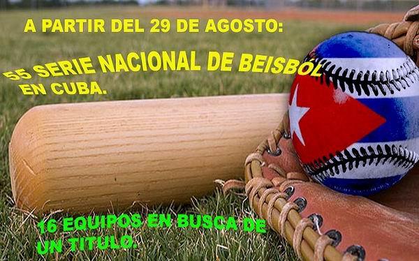55 Serie Nacional de Béisbol de Cuba