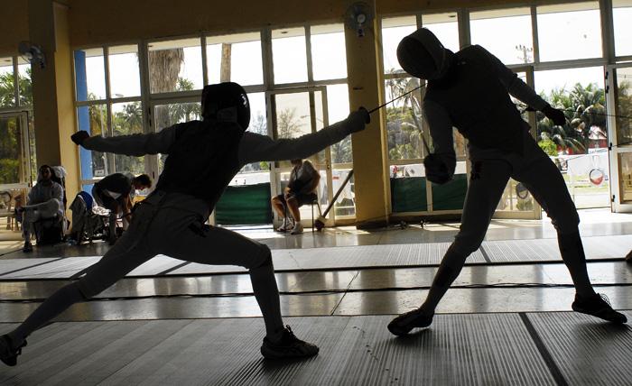 La esgrima: Un verdadero arte del combate