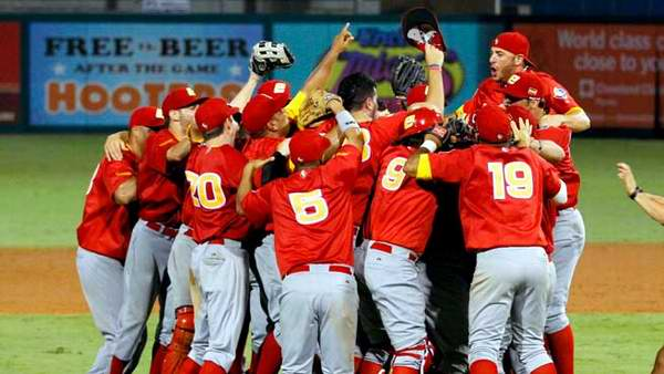 España, primer clasificado al III Clásico Mundial de béisbol