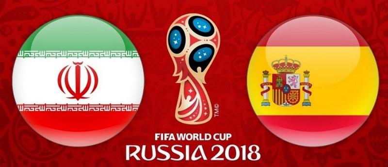Previa España vs. Irán