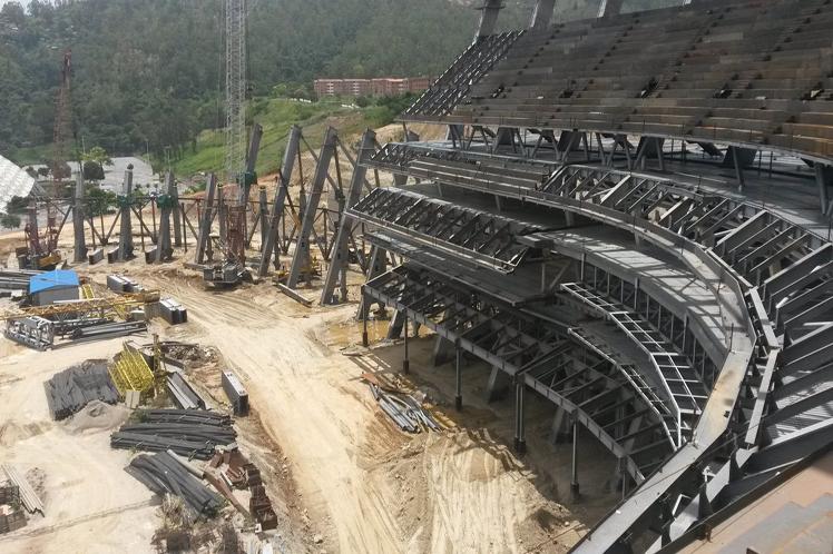 Inaugurarán moderno estadio de béisbol Hugo Chávez en Venezuela