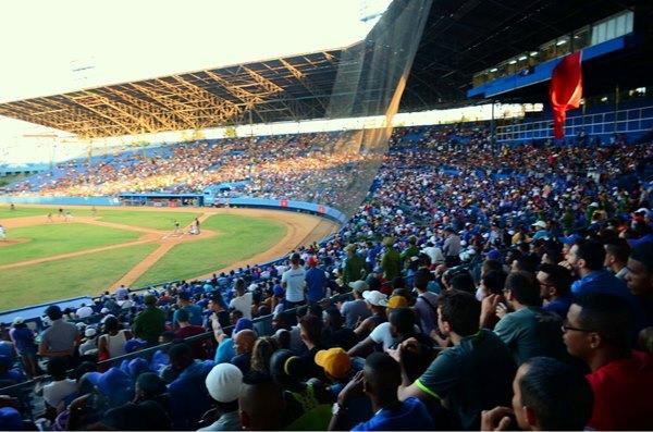Remozado el Estadio Latinoamericano para tope Cuba vs Tampa Bay Rays