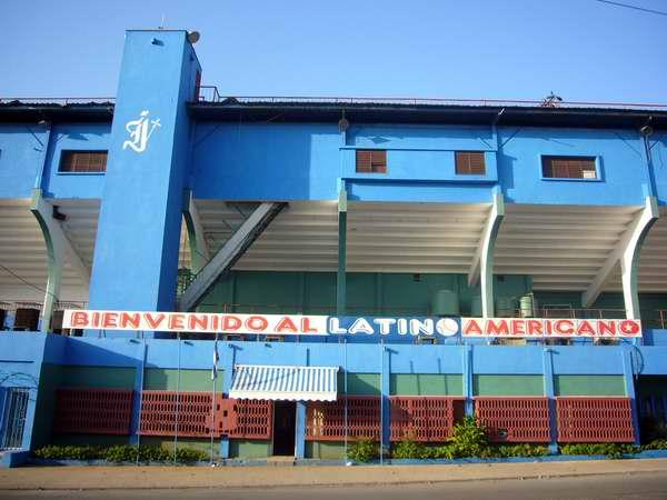 Mi primera visita al Estadio Latinoamericano