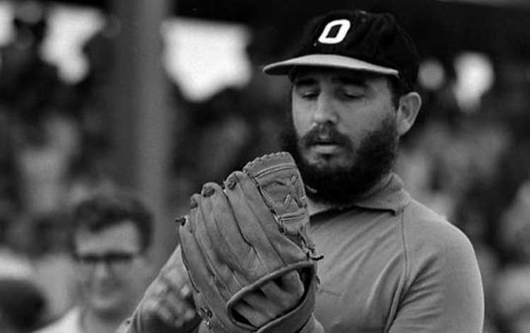 Fidel y el Béisbol: Un juego que nunca tendrá final