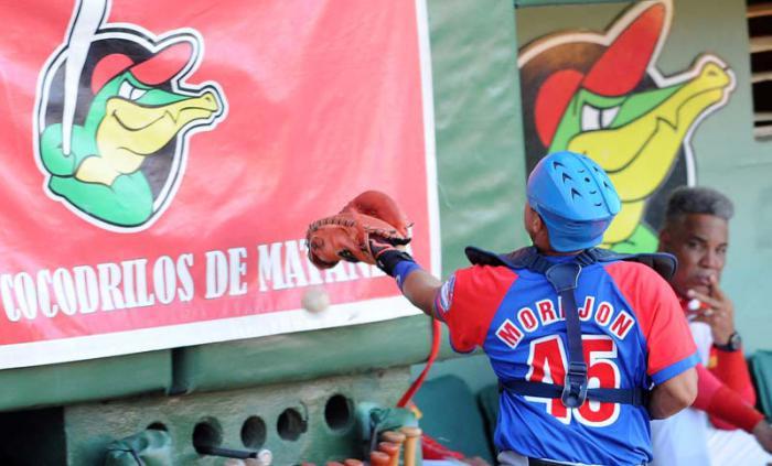 Ciego de Ávila y Granma protagonizan la gran final de la edición 56 de la Serie Nacional de Béisbol de Cuba.Foto: Ri