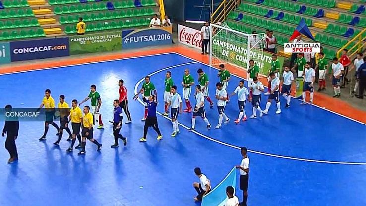Panamá y Costa Rica avanzan a la final del pre-mundial de Futsal (+ Audio)