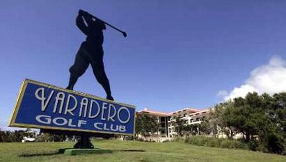 Promueve Cuba desarrollo de inmobiliarias vinculadas a campos de golf