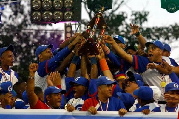 El equipo Granma por realizar un buen papel en Culiacán