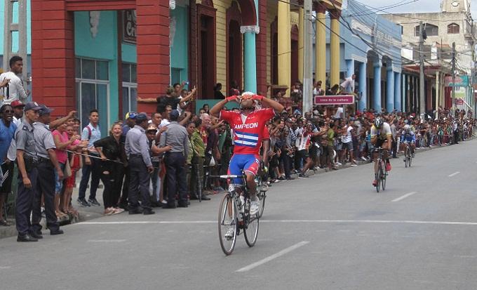 Clásico Ciclístico Baracoa-Habana: Arias esprintó mejor (+Audio)