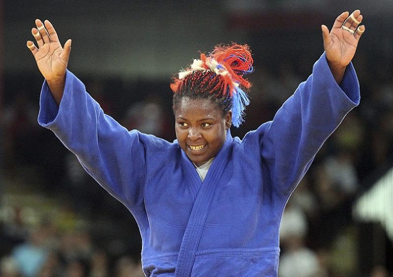 Judoca cubana Idalys Ortiz avanza a las semifinales en cita olímpica