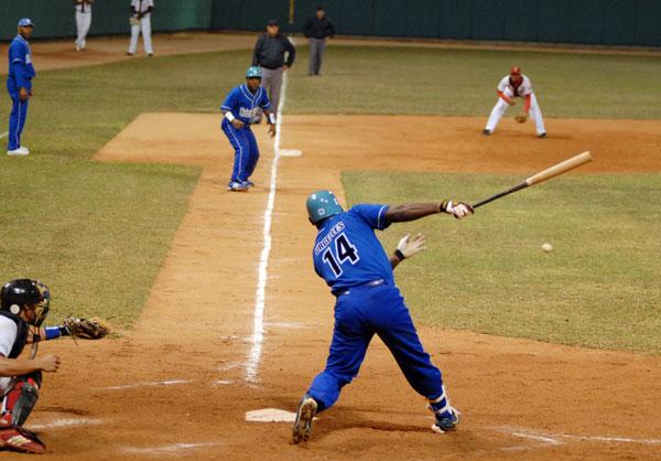 Béisbol-55 SN: Hazañas que nos dejó el primer tercio