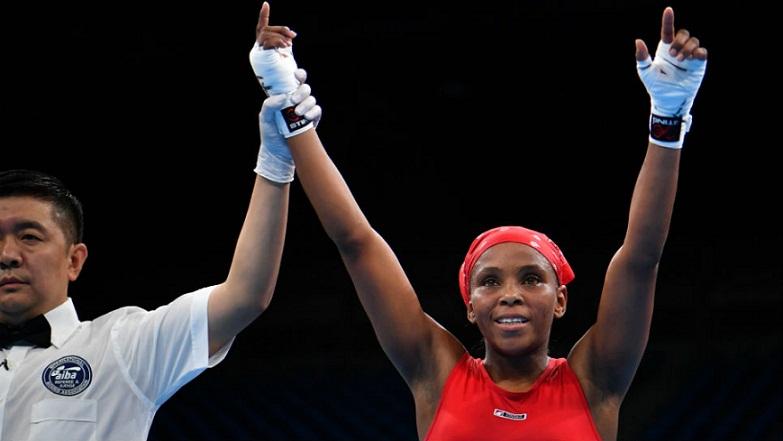 Ingrid Valencia: una de las medallistas ol�mpicas por Colombia (+ Audio)