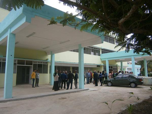Inversiones mejoran las instituciones de Salud Pública en Cienfuegos (+Audio)
