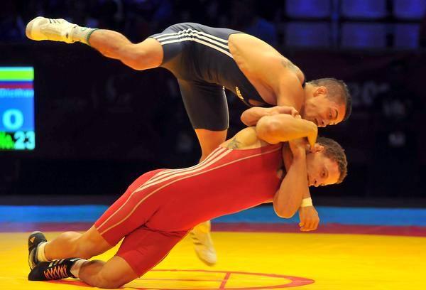 Tres cubanos a Copa Takhti de Lucha grecorromana con sede en Irán