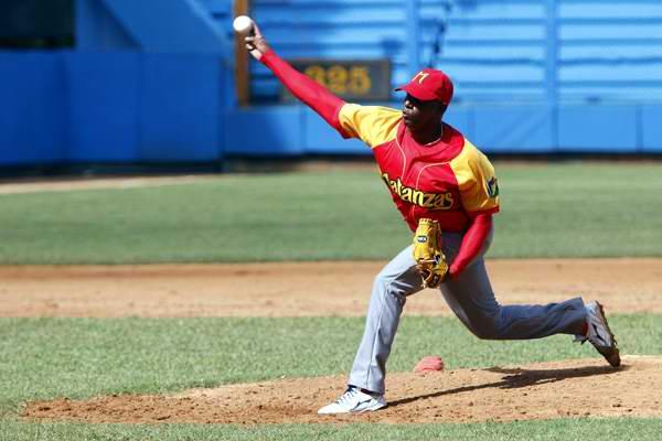 Yonder Martínez. Foto: Cubahora
