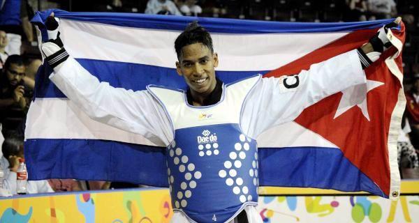 Cuba cierra su actuación en Toronto en el cuarto lugar del medallero. Foto: Roberto Morejón
