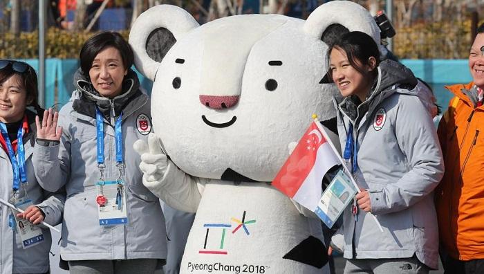 Inauguran Juegos Olímpicos de Invierno Pyeong