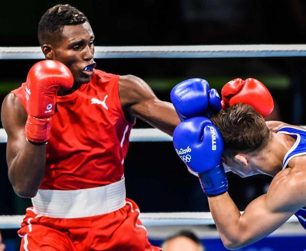 Julio César La Cruz buscará primer oro olímpico