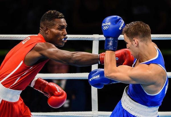 El boxeo cubano también brillará en el 2018
