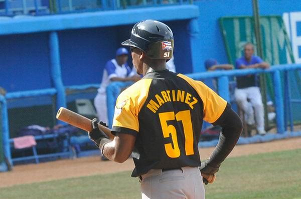 Julio Pablo Martínez- Béisbol