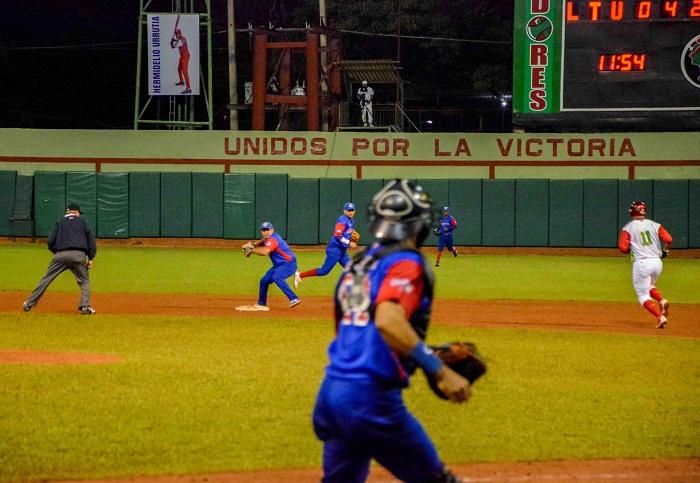 Las Tunas takes 2-0 lead in Cuban baseball final playoff