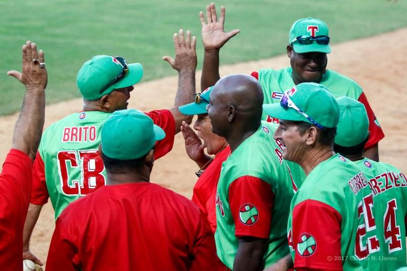 Las Tunas sigue imparable en la pelota cubana