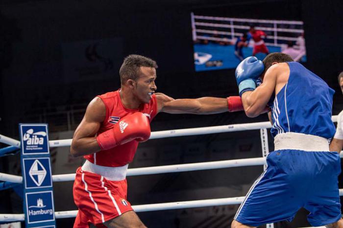Cuba por retener la corona mundial de boxeo