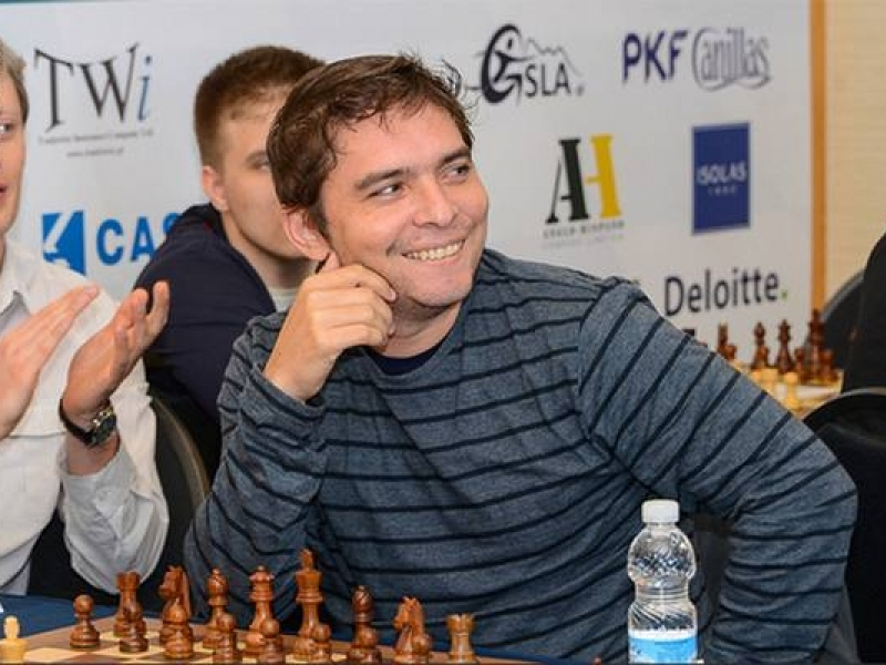 Cuban GM Bruzon climbs to Fourth Seat of the Spring Chess Classic