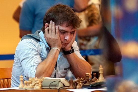 Se mantiene Bruzón de líder en abierto mexicano de ajedrez